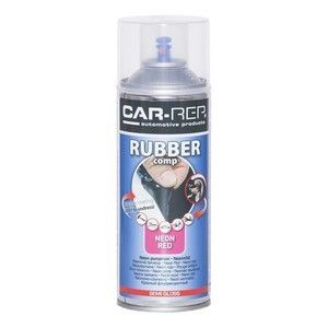 NEON PINK Rubber-comp Rubber Paint Spray Film Removable Plastic dip 400ml